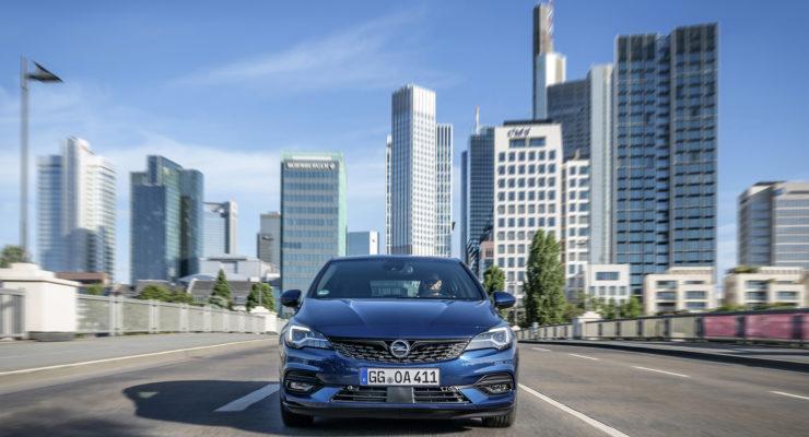 Nuova Opel Astra: campionessa di efficienza
