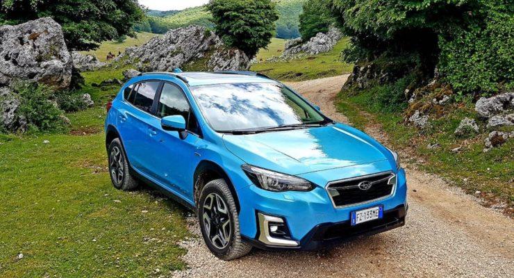 Subaru XV e-Boxer AWD – L'ibrido che aiuta anche in off-road
