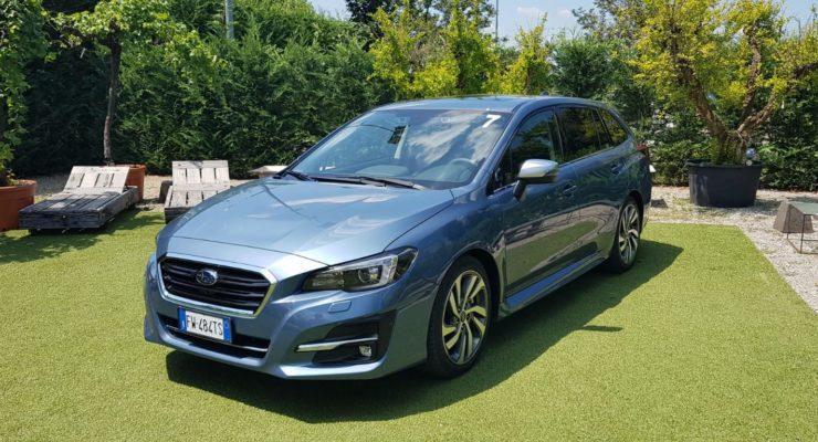 Nuova Subaru Levorg My19: meno sportiva ma più sicura!