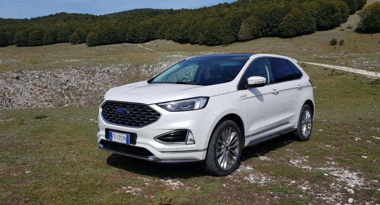 Nuova Ford Edge Vignale: Suv premium.. o quasi