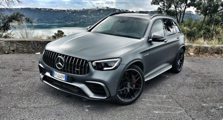 Il Suv best seller Mercedes GLC si aggiorna!