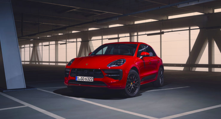 La nuova Porsche Macan GTS è ancora più sportiva