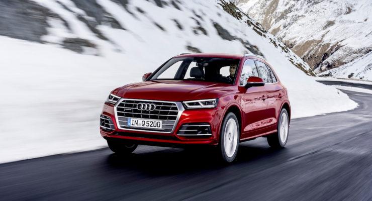 Audi Q5 si rinnova con il mild-hybrid e dotazioni più ricche!