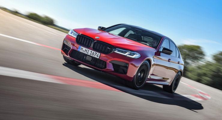 Nuova BMW M5, un restyling per tornare al Top!